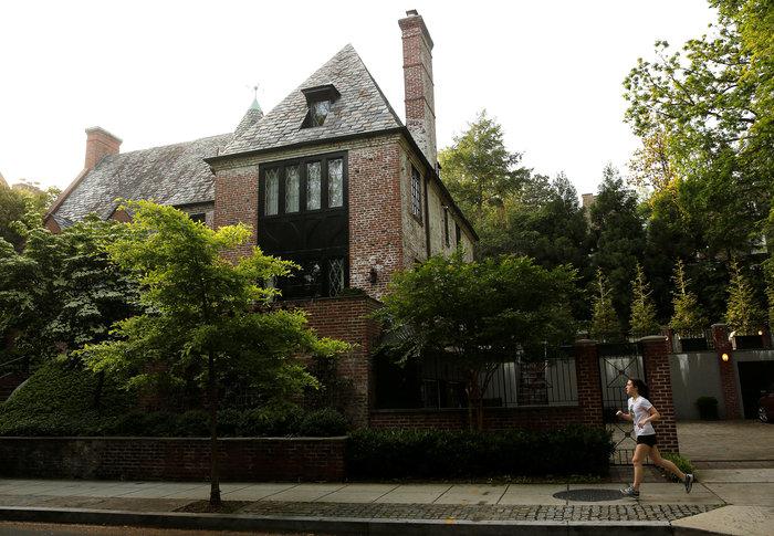 Αυτό είναι το νέο σπίτι των Ομπάμα στην Ουάσιγκτον - δείτε φωτό - - εικόνα 2