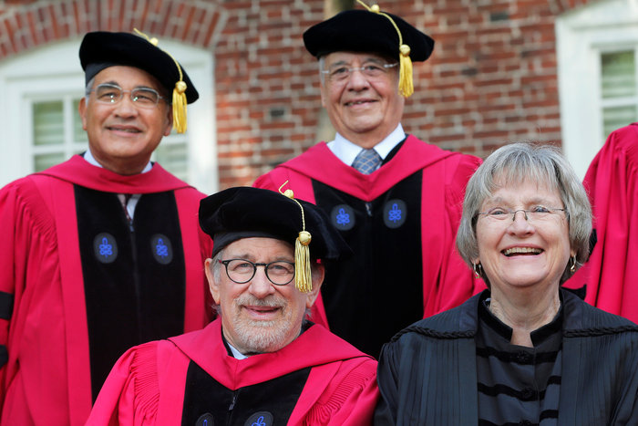Επίτιμος διδάκτωρ στο Χάρβαρντ ο Στίβεν Σπίλμπεργκ, δεν πήρε ποτέ πτυχίο - εικόνα 2