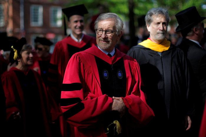 Επίτιμος διδάκτωρ στο Χάρβαρντ ο Στίβεν Σπίλμπεργκ, δεν πήρε ποτέ πτυχίο - εικόνα 3