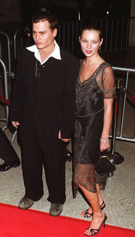 Όλες οι πρώην γυναίκες της ζωής του Τζόνι Ντεπ: βρείτε τις ομοιότητες! - εικόνα 4