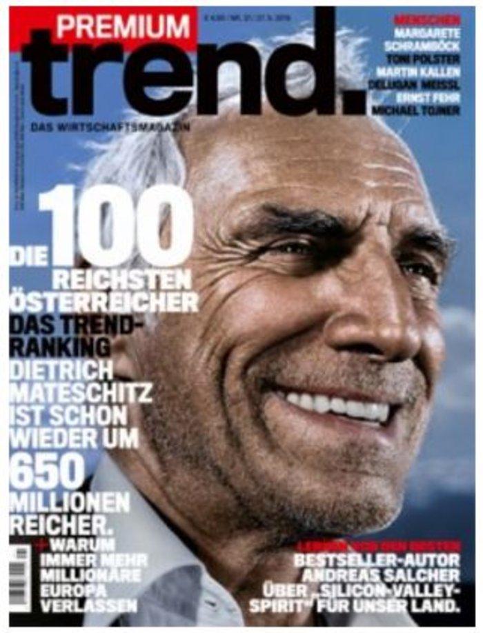 Αυτοί είναι οι πλουσιότεροι άνθρωποι στην Αυστρία