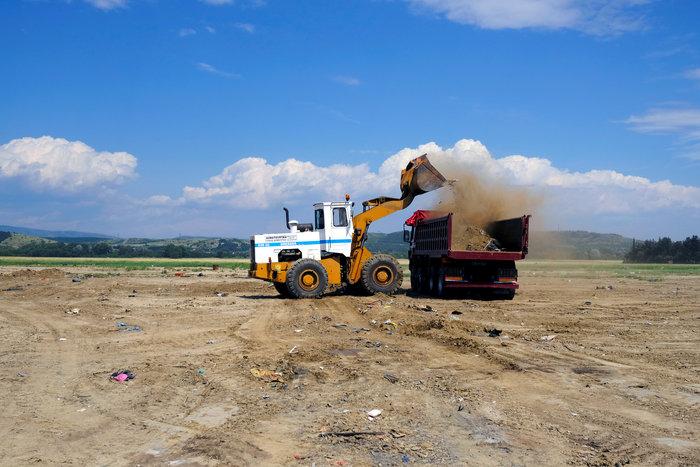 Ολοκληρώθηκε η εκκένωση της Ειδομένης