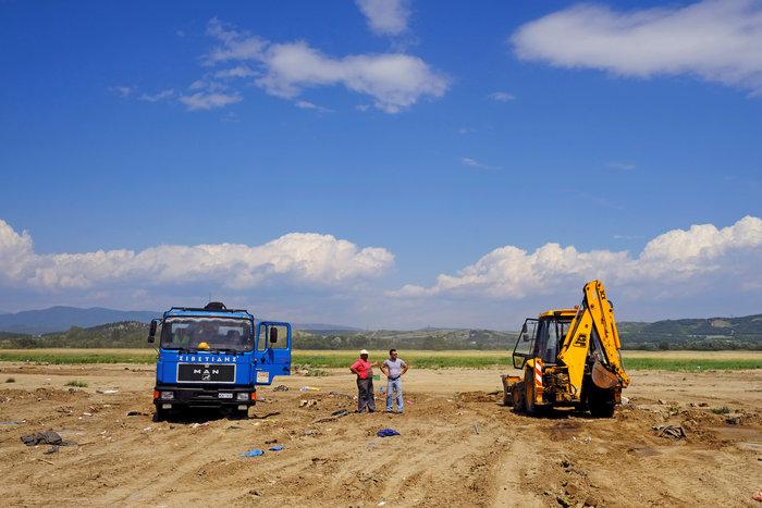 Ολοκληρώθηκε η εκκένωση της Ειδομένης - εικόνα 5