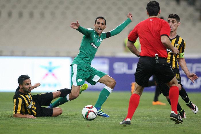 Με «υπογραφή» Μπαρμπόσα η ΑΕΚ νίκησε 3-1 τον ΠΑΟ - εικόνα 3