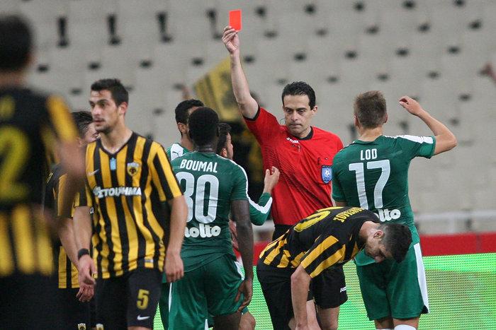 Με «υπογραφή» Μπαρμπόσα η ΑΕΚ νίκησε 3-1 τον ΠΑΟ - εικόνα 4