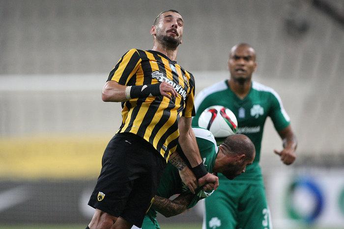 Με «υπογραφή» Μπαρμπόσα η ΑΕΚ νίκησε 3-1 τον ΠΑΟ - εικόνα 5