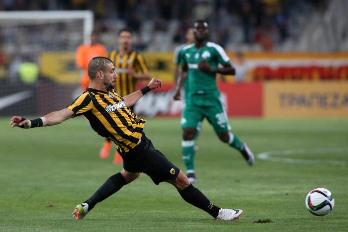 Με «υπογραφή» Μπαρμπόσα η ΑΕΚ νίκησε 3-1 τον ΠΑΟ - εικόνα 6