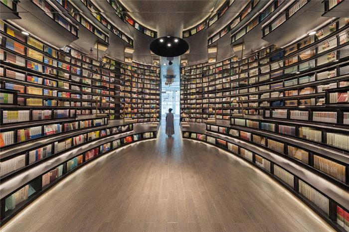Αυτή είναι η πιο φουτουριστική βιβλιοθήκη του κόσμου - εικόνα 3