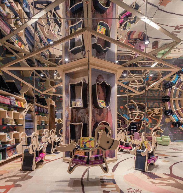 Αυτή είναι η πιο φουτουριστική βιβλιοθήκη του κόσμου - εικόνα 5