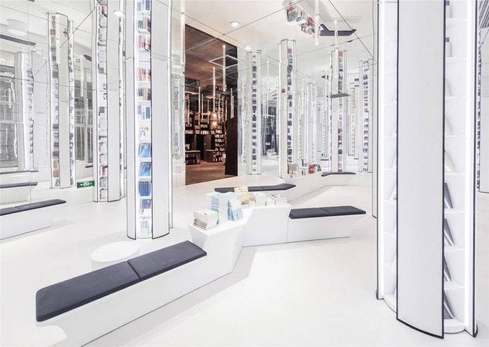 Αυτή είναι η πιο φουτουριστική βιβλιοθήκη του κόσμου - εικόνα 8