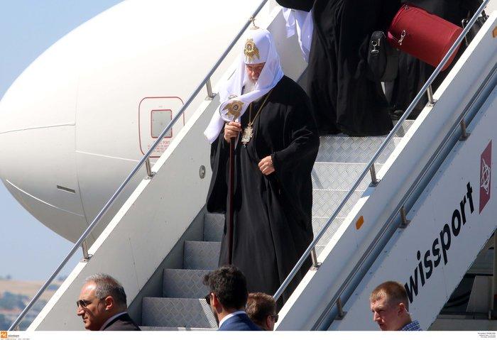 Στη Θεσσαλονίκη ο Πατριάρχης Κύριλλος