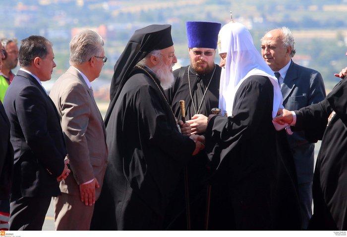Στη Θεσσαλονίκη ο Πατριάρχης Κύριλλος - εικόνα 2