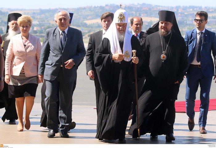 Στη Θεσσαλονίκη ο Πατριάρχης Κύριλλος - εικόνα 5