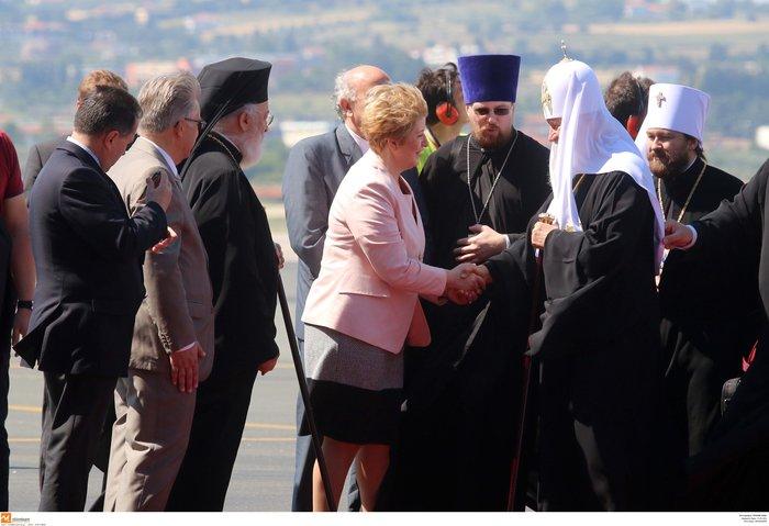 Στη Θεσσαλονίκη ο Πατριάρχης Κύριλλος - εικόνα 3