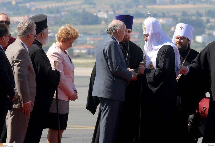 Στη Θεσσαλονίκη ο Πατριάρχης Κύριλλος - εικόνα 4