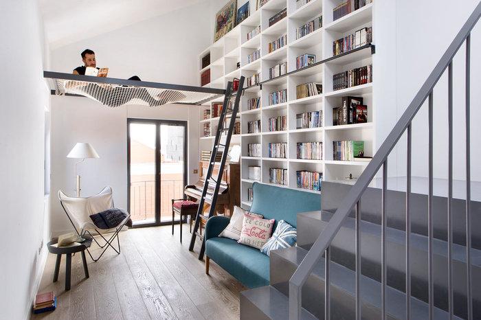 Ένα πανέμορφο σπίτι στην καρδιά της Μαδρίτης