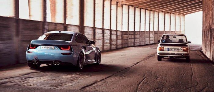 Η BMW 2002 Hommage θα σας πάρει την ανάσα! (video)