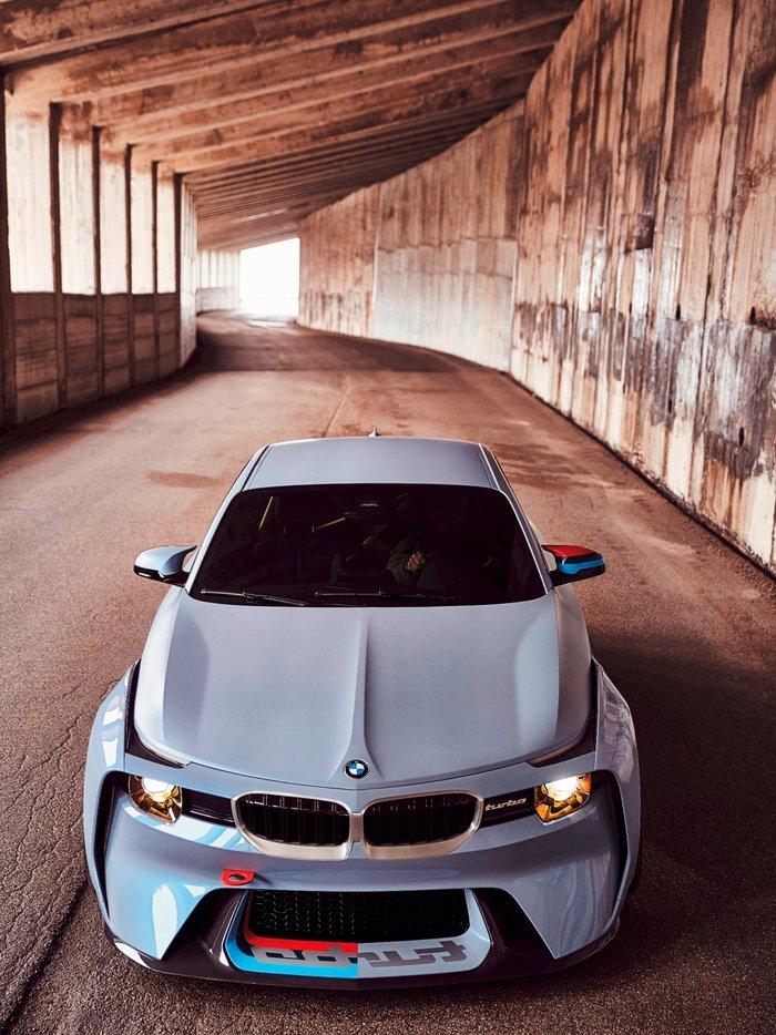 Η BMW 2002 Hommage θα σας πάρει την ανάσα! (video) - εικόνα 2