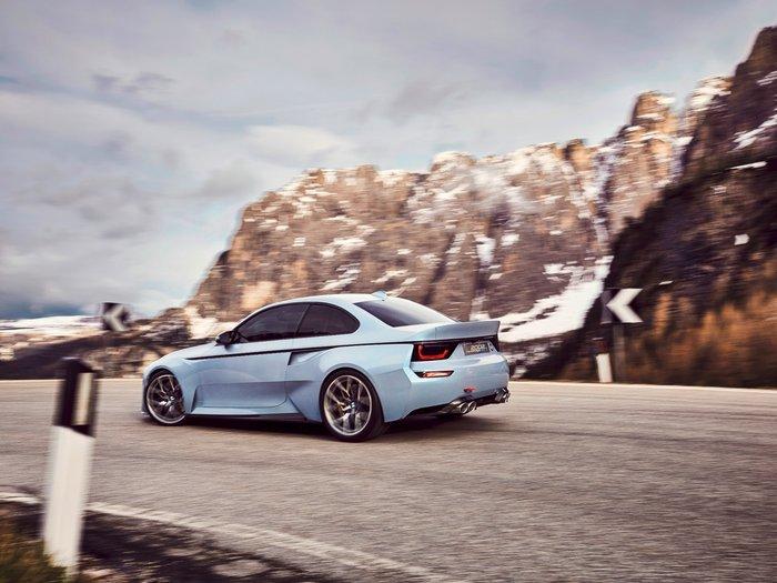 Η BMW 2002 Hommage θα σας πάρει την ανάσα! (video) - εικόνα 3