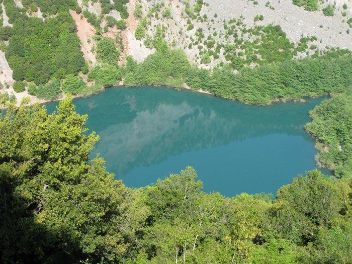 Λίμνη Στεφανιάδας: Ανακαλύψτε την τελευταία φυσική λίμνη της Ελλάδας - εικόνα 5