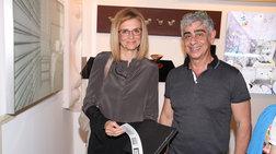 Σοφιστικέ και σικάτη η Αντα Παπανδρέου στην Art Athina - φωτό-