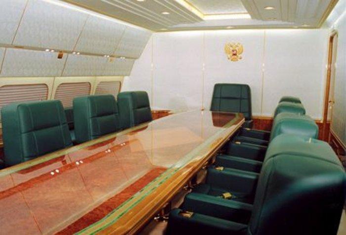 Δείτε το εσωτερικό του ρωσικού «Air Force One»