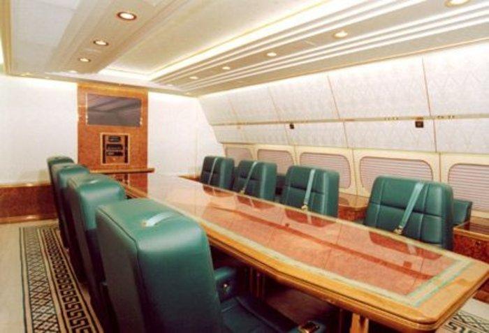 Δείτε το εσωτερικό του ρωσικού «Air Force One» - εικόνα 2