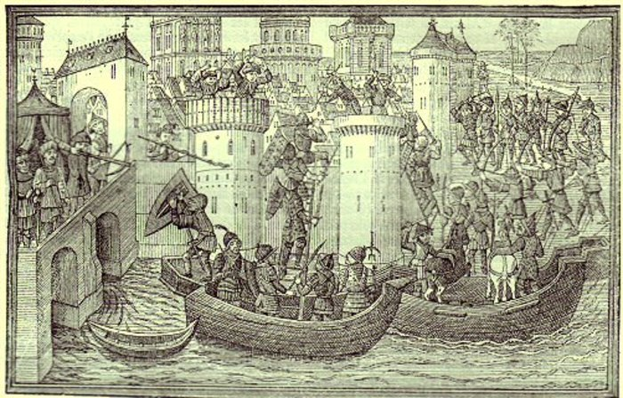 Σαν σήμερα έγινε η άλωση της Κωνσταντινούπολης,ιστορία & θρύλοι