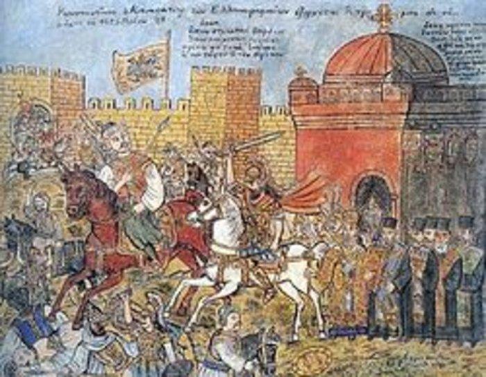 Σαν σήμερα έγινε η άλωση της Κωνσταντινούπολης,ιστορία & θρύλοι - εικόνα 4