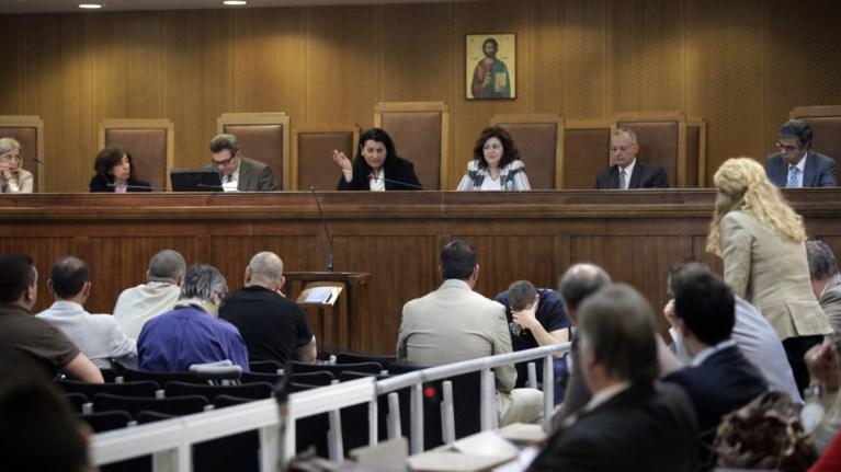 Νέα διακοπή για τις 3 Ιουνίου στη δίκη της Χρυσής Αυγής