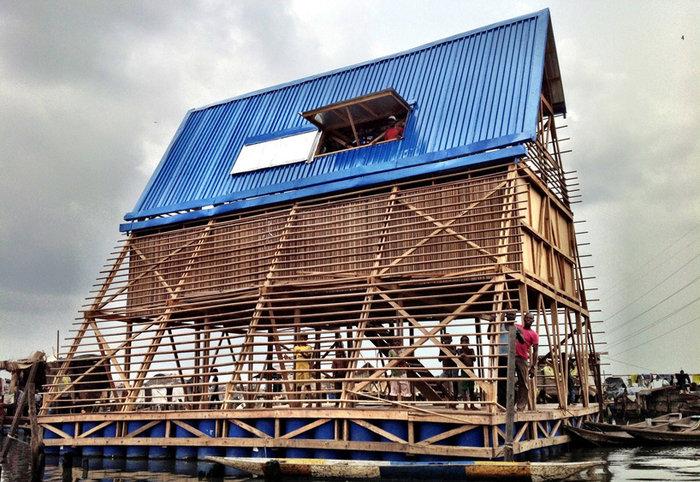 Η αρχιτεκτονική δεν είναι πια ένα πολυτελές κτίριο - εικόνα 5