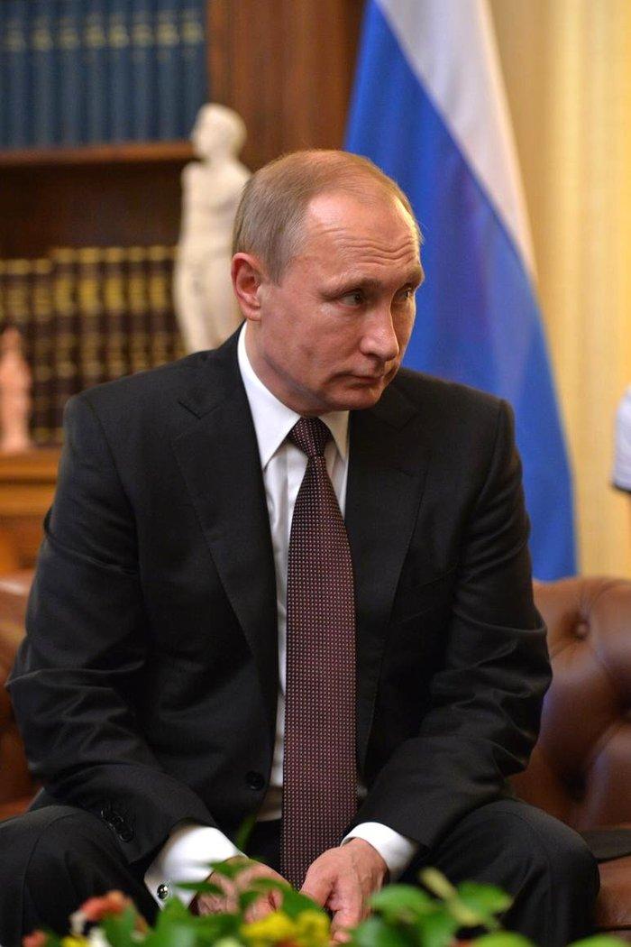 Η επίσκεψη του Πούτιν με τον φακό του Κρεμλίνου - εικόνα 3