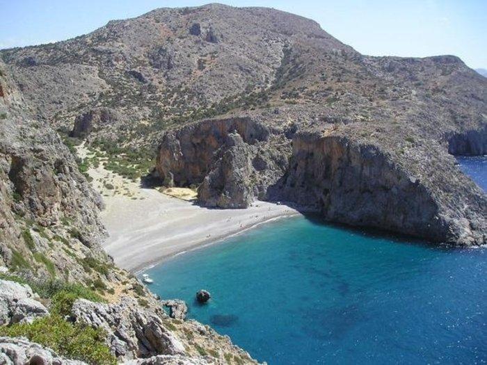 Επίγειοι παράδεισοι: Βουτιά στις 40 καλύτερες παραλίες της Κρήτης - εικόνα 32
