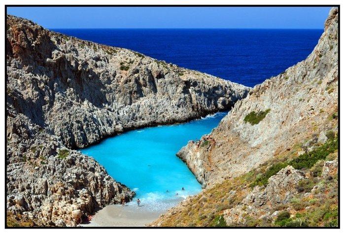 Επίγειοι παράδεισοι: Βουτιά στις 40 καλύτερες παραλίες της Κρήτης - εικόνα 38