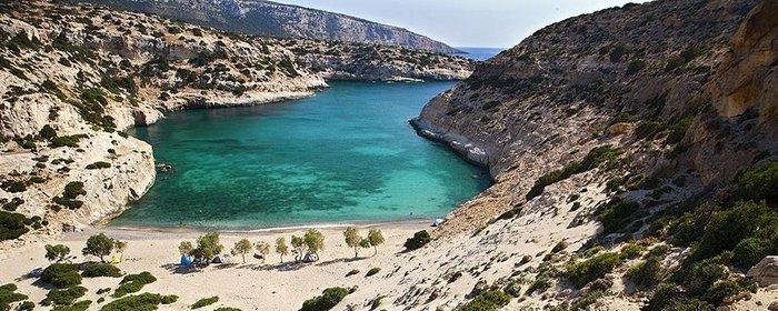Επίγειοι παράδεισοι: Βουτιά στις 40 καλύτερες παραλίες της Κρήτης - εικόνα 40