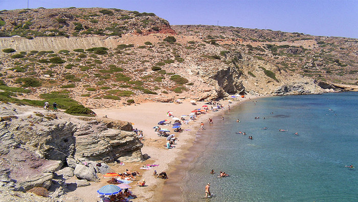 Επίγειοι παράδεισοι: Βουτιά στις 40 καλύτερες παραλίες της Κρήτης - εικόνα 22