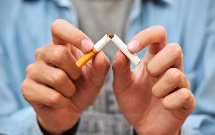 Πώς δεν θα πάρετε κιλά όταν κόψετε το κάπνισμα
