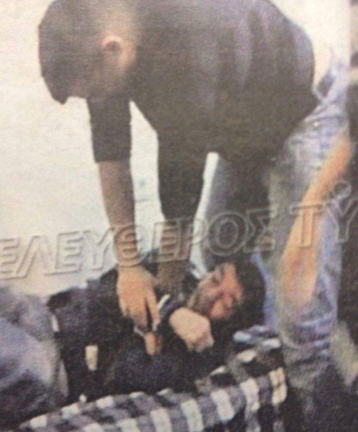 Δείτε το βίντεο-σοκ με τα βασανιστήρια στον Βαγγέλη Γιακουμάκη - εικόνα 3