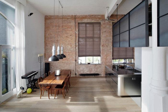 Ενα industrial σπίτι που λατρέψαμε - εικόνα 5