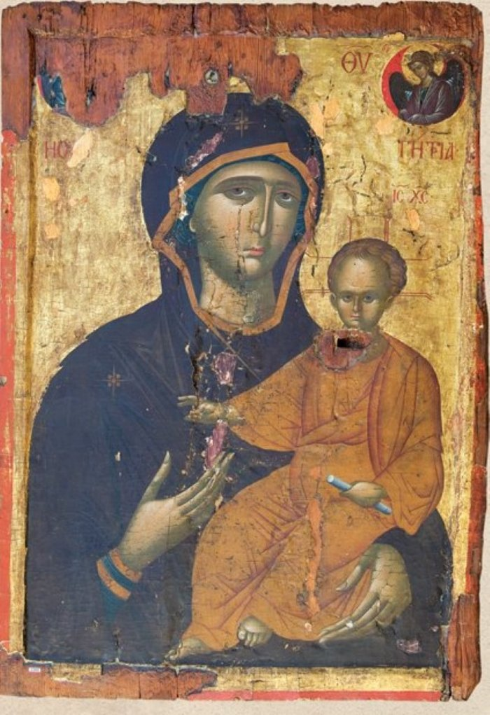 Εκλεψαν εικόνες-κειμήλια από εκκλησία στην Κρήτη - εικόνα 2
