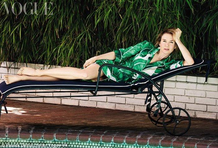 Οι φήμες οργιάζουν: Η φωτογράφηση της Ρενέ Ζελβέγκερ με νέο πρόσωπο [φωτο] - εικόνα 4