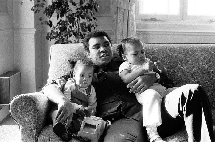Μοχάμεντ 'Αλι: Φράσεις και φωτογραφίες πριν το τελευταίο αντίο - εικόνα 11