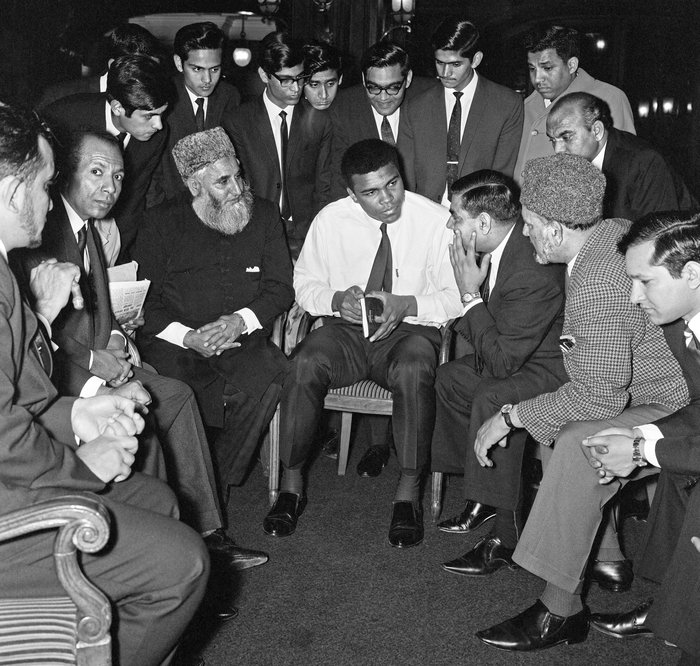 Μοχάμεντ 'Αλι: Φράσεις και φωτογραφίες πριν το τελευταίο αντίο - εικόνα 17