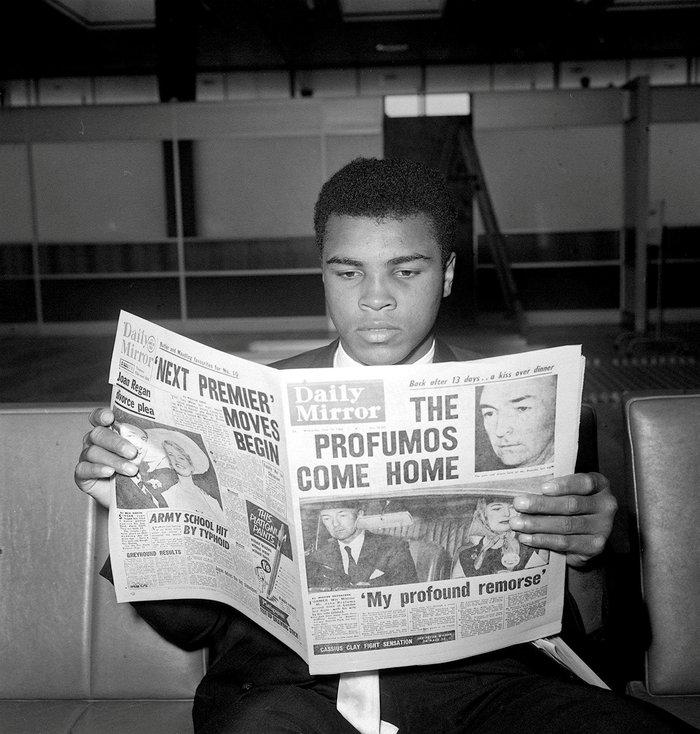 Μοχάμεντ 'Αλι: Φράσεις και φωτογραφίες πριν το τελευταίο αντίο - εικόνα 20