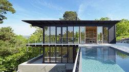 Ονειρεμένο σπίτι από έναν σουηδό αρχιτέκτονα
