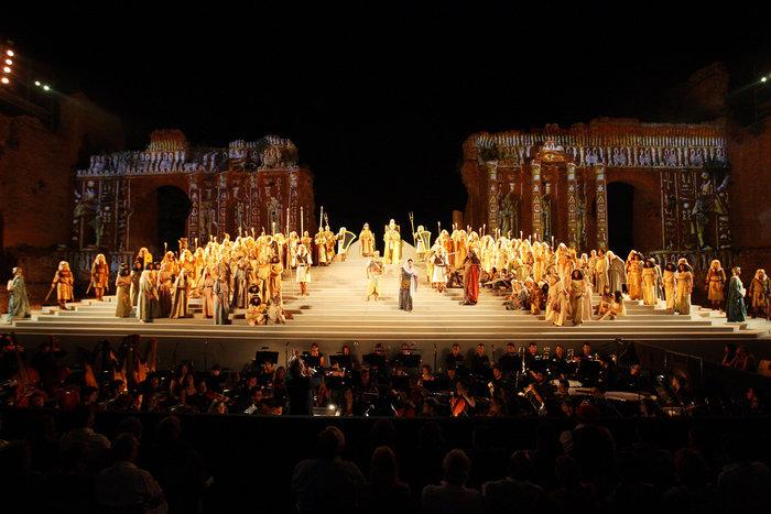 Αΐντα στο Ηρώδειο, μια μεγαλειώδης παραγωγή - εικόνα 3