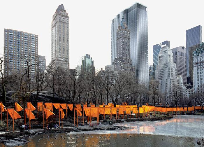 Gates, Νέα Υόρκη, 2005