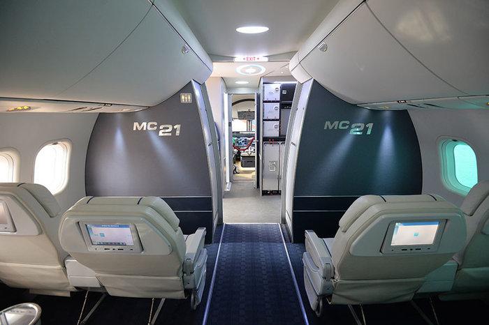 MC 21: Αυτός είναι ο high tech αντίπαλος του Airbus 320
