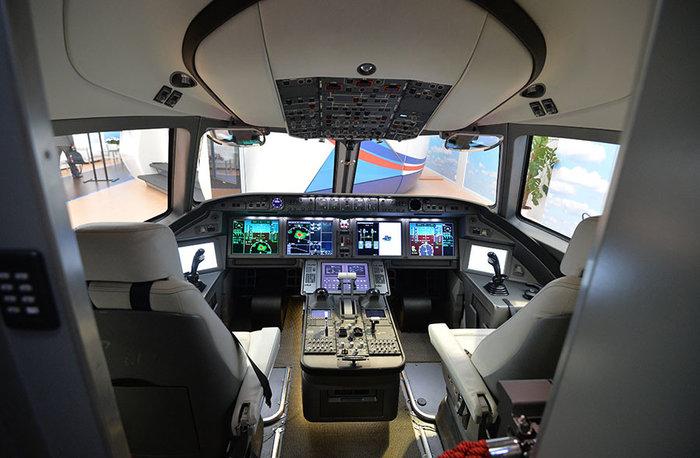 MC 21: Αυτός είναι ο high tech αντίπαλος του Airbus 320 - εικόνα 2