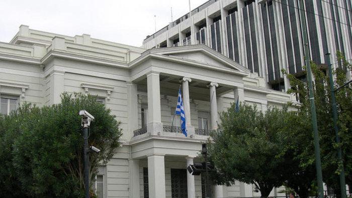 «Εάν η Τουρκία δεν έχει ακόμα κατανοήσει τις δεσμεύσεις της για την προστασία των μνημείων της παγκόσμιας πολιτιστικής κληρονομιάς, αυτό σημαίνει ότι η χώρα αυτή δεν έχει φτάσει ακόμα στον 21ο αιώνα» αναφέρει το ελληνικό ΥΠΕΞ.